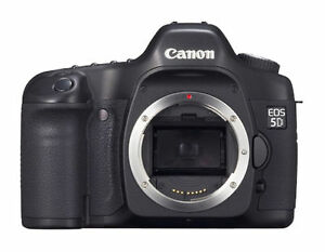 Canon EOS 5D 12.8 MP Digital SLR Camera ...