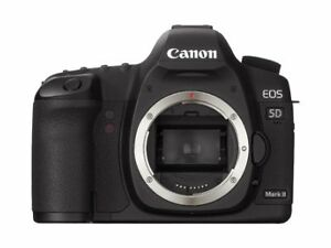 Canon EOS 5D Mark II 21.1 MP DSLR-Kamera...