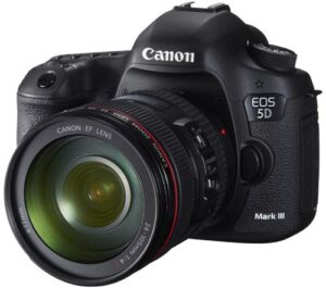 Canon EOS 5D Mark III 22,3 MP Digitalkam...