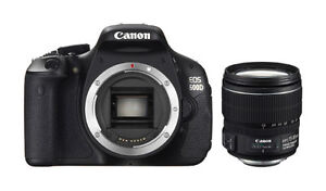 Canon EOS 600D 18.0 MP Digital SLR Camer...