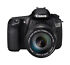 Canon EOS 60D 18.0 MP Digital SLR Camera - Black (Kit w/ EF-S IS 15-85mm Lens)