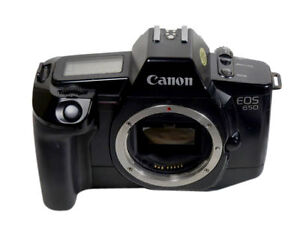 Canon EOS 650 35mm SLR Film Camera Body ...