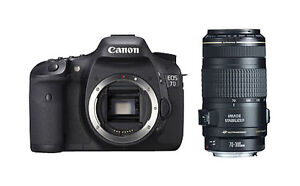 Canon EOS 7D 18.0 MP Digital SLR Camera ...