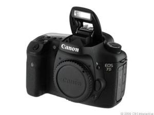 Canon EOS 7D 18,0 MP Digitalkamera - Sch...