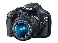 Canon EOS Rebel T3 / 1100D 12.2 MP Digit...