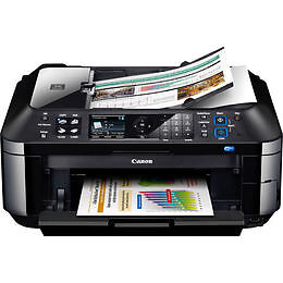 Canon PIXMA MX420 All-In-One Inkjet Prin...