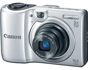Canon PowerShot A1300 16.0 MP Digital Ca...