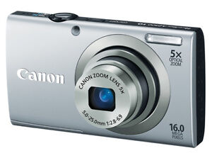 Canon PowerShot A2300 16,0 MP Digitalkam...