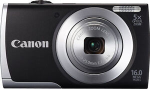 Canon PowerShot A2500 16,0 MP Digitalkam...