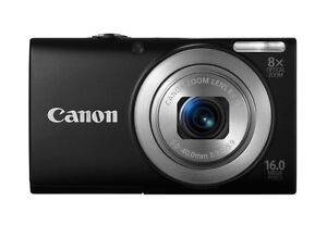 Canon PowerShot A4050 16.0 MP Digital Ca...