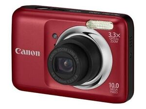 Canon PowerShot A800 10.0 MP Digital Cam...
