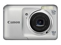 Canon PowerShot A800 10,0 MP Digitalkame...