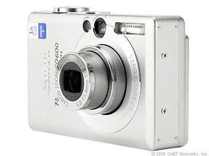 Canon PowerShot Digital ELPH SD600 / Dig...
