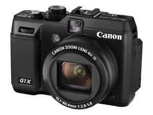 Canon PowerShot G1 X 14.3 MP Digital Cam...