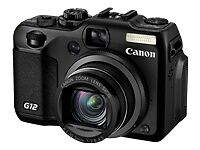 Canon PowerShot G12 10.0MP Digital Camer...