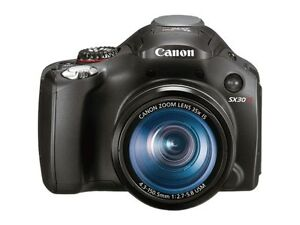 Canon PowerShot SX30 IS 14.1 MP Digital ...