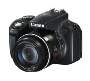 Canon PowerShot SX50 HS 12,1 MP Digitalk...