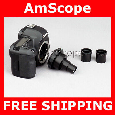 Canon SLR / DSLR Camera Adapter for Microscopes in Business & Industrial, Healthcare, Lab & Life Science, Lab Equipment   eBay