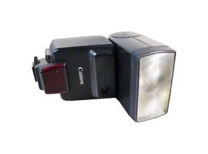 Canon Speedlite 430EZ Shoe Mount Flash f...