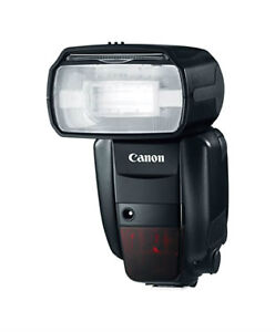 Canon Speedlite 600EX-RT Shoe Mount Flas...
