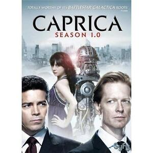 Caprica: Season 1.0 (DVD, 2010, 4-Disc S...