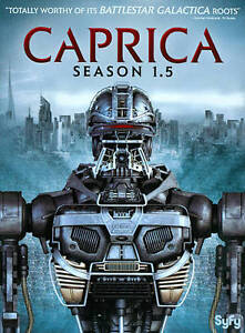 Caprica: Season 1.5 (DVD, 2010, 3-Disc S...