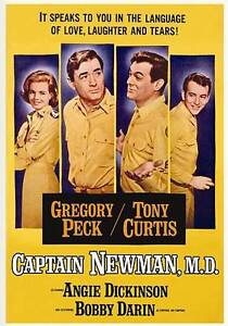 Captain Newman, M.D. (DVD, 2011)