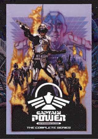 Captain Power and the Soldiers of the Future The Complete Series DVD