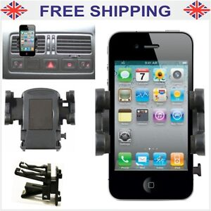 Car-Air-Vent-Mount-Holder-Kit-For-LG-Optimus-One-P500-2X-3D-P920-P520-ME-P350-X2
