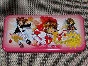 Card-Captor-Sakura-Metal-Pencil-Box-pen-case-holder-tin-pouch-bag-CLAMP