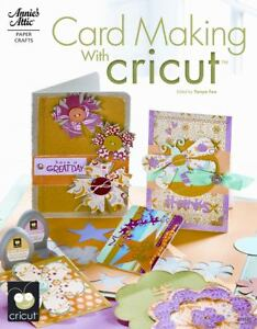 Card Making with Cricut (2009, Paperback...