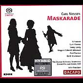 Carl Nielsen: Maskarade Super Audio Hybr...