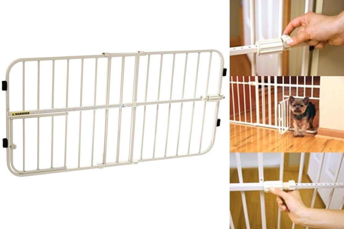 Carlson Gate Fence Small Pet Door Safety Dog Cat Baby