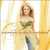 Carnival Ride by Carrie Underwood (CD, O...