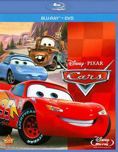 Cars (Blu-ray/DVD, 2011, 2-Disc Set) in DVDs & Movies, DVDs & Blu-ray Discs   eBay