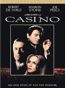 Casino (DVD, 2005, 10TH Anniversay Editi...