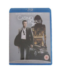 Casino Royale (Blu-ray, 2007)