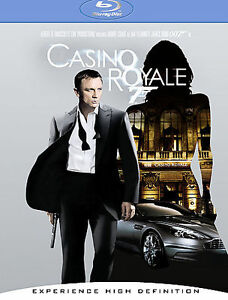 Casino Royale (Blu-ray Disc, 2006)