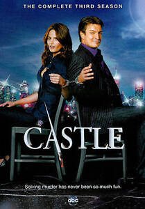 Castle: The Complete Third Season (DVD, ...
