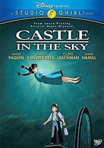 Castle in the Sky (DVD, 2010, 2-Disc Set...
