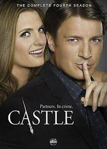 Castle: The Complete Fourth Season (DVD, 2012, 5-Disc Set) in DVDs & Movies, DVDs & Blu-ray Discs | eBay