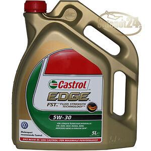 Castrol-EDGE-5W-30-5-Liter-Freigabe-VW-504-00-507-00-MB-229-31-229-51