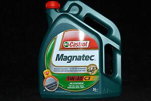 castrol magnatec 5w 40 c3 motor l 5 liter 5w40 bmw ll 04. Black Bedroom Furniture Sets. Home Design Ideas