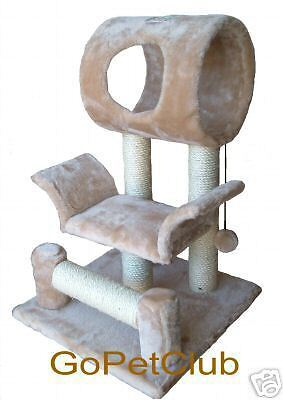 Cat Tree Toy Bed House Scratcher Post Furniture F13 in Pet Supplies, Cat Supplies, Furniture & Scratchers | eBay