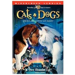 Cats & Dogs (DVD, 2007)