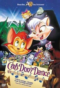 Cats Don't Dance (DVD, 2002)