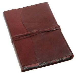 Cavallini & Co. Red Roma Lussa Leather Journal 6X8 in Books, Accessories, Blank Diaries & Journals | eBay