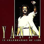 In Celebration of Life by Yanni (CD, Nov...