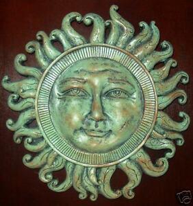 celestial sun home wall decor sculpture face mask ebay