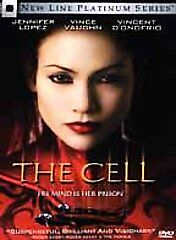 The Cell (DVD, 2000, Platinum Series)